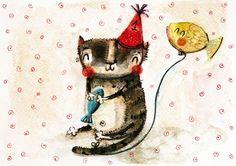 Anna Gensler_cute Illustrations
