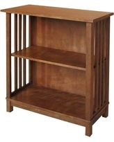 Book case: Threshold Camden 3 Shelf Bookcase