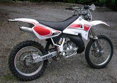 YAMAHA WR 200 1993