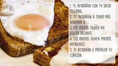 ¿Conoces los #beneficios del #huevo en el #desayuno? Descúbrelos con nosotros