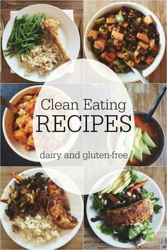 Who said eating clean and healthy had to taste bad? They obviously never tried these meals! Check out these whole, clean eating recipes! Arbonne detox friendly!