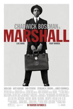 """""""Marshall"""" film - 2017"""