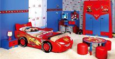 łóżko dla chłopczyka, samochód łóżko,
