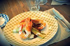 #ristorante #Brianza #granaio #cucina #caffè #pranzo #cena #aperitivo #gamberoni