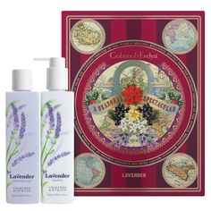 At long last—luxurious cleansing and essential moisturising in one spectacular package. Our Lavender Bath & Shower Gel and Lavender Body Lotion come conveniently paired in a festive and bold botanical gift box. Brilliant for family or friends, or simply for your lovely self. Great Christmas Gifts, Holiday Gifts, Lavender Body Lotion, Summer Hill, Shower Gel, Bath Shower, Make Her Smile, Beauty Bar, Holiday Gift Guide