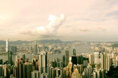 Hong Kong. Miss home