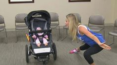 """Baby Boot Camp is a great way for women to be anywhere and do exercises with your little ones here without putting them in a daycare center and you can workout with them and get in shape,"" said Kara Babcock, owner and instructor of Baby Boot Camp Carmel, Fishers & Noblesville, Indiana. ""They're also learning from an early age how important it is to exercise."