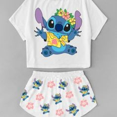 Discover recipes, home ideas, style inspiration and other ideas to try. Cute Pajama Sets, Cute Pjs, Cute Pajamas, Cute Disney Outfits, Cute Lazy Outfits, Cute Casual Outfits, Teen Fashion Outfits, Outfits For Teens, Cute Sleepwear
