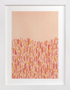 Watercolor Garden by Pip Gerard at minted.com