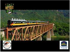 INFORMACIÓN BARRANCAS DEL COBRE te dice  el tren el CHEPE pasa por Bocoyna-San Juanito-Creel-Divisadero Barrancas-San Rafael-Cerocahui-Cuiteco-Témoris. www.chihuahua.gob.mx/turismoweb