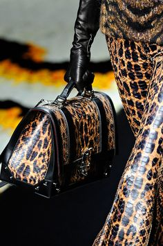 Leopard Leopard Leopard roberto cavalli f 2012 rtw . . .