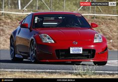 #miZA Intercubles 2014 La Guacima Nissan 350Z