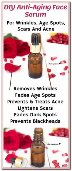 This Anti-Aging Miracle Face Serum can treat acne, prevent blackheads, remove wrinkles, fade scars and age spot. check out how it can help you. Creme Anti Age, Anti Aging Cream, Best Anti Aging, Anti Aging Skin Care, Organic Skin Care, Natural Skin Care, Natural Beauty, Natural Face, Natural Makeup