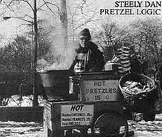 """Released on February 20, 1974, """"Pretzel Logic"""" is the third studio album by Steely Dan, fully written by  Walter Becker and Donald Fagen.  TODAY in LA COLLECTION on RVJ >> http://go.rvj.pm/78d"""
