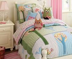 Thought about doing an owl bedroom for my toddler
