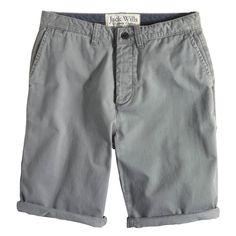 #Menswear #Shorts - Widmore Twill Short