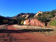 Red Rock Canyon, Colorado Springs, CO - Great hiking trails