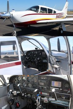 1968 Arrow PA-28R-180 For Sale! Gray Interior, Interior Ideas, Airplane For Sale, Aviation Industry, Private Jet, World War Ii, Airplanes, Aircraft, Environment