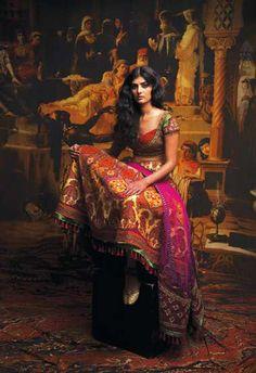 Bridal collections based on mythological characters - Abu Jani and Sandeep Khosla