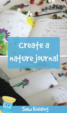 Create a nature jour