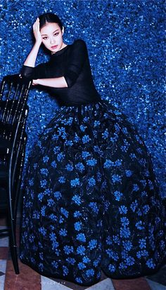 Dior couture. can't say exactly why but in a world full of beautiful gowns i love this one