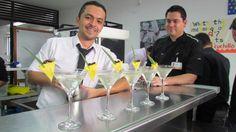 """Esta semana en el blog, el bartenderSr. Alejandro Gomez con su cóctel """"La Rosa de Bucaramanga"""" publicado en http://nuevamixologiacolombiana.blogspot.com/2014/10/signature-cocktails-cxlx-la-rosa-de.html"""