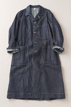 Worker's Coat A&S BACK NUMBER WAREHOUSE