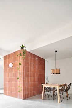 Modern Interior, Interior And Exterior, Interior Design, Contemporary Architecture, Interior Architecture, Sweet Home, Apartment Interior, Beautiful Interiors, Cladding