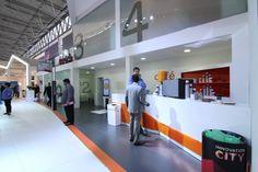 Innovation city - MWC