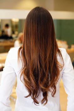 Balayage e cura capelli lunghi: i miei nuovi capelli e consigli!