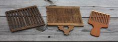 Simple Heddle Lap Looms