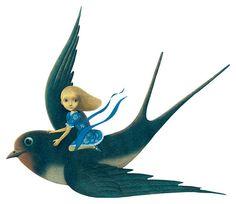 children-illustrations Детские иллюстрации