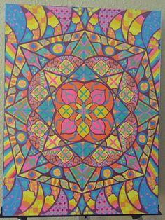 18x24 inch acrylic paint on canvas https://www.etsy.com/listing/272269904/no-9?ref=listing-shop-header-1
