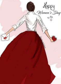Happy Woman's Day!❤