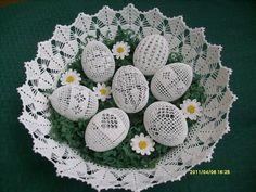 Horgolt tojások 11