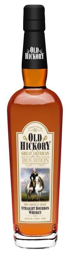 Old Hickory Great American Whiskey, named after our 7th president.