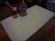 Az igazi rétestészta   esthertailor receptje- Cookpad receptek Table, Recipes, Furniture, Home Decor, Decoration Home, Room Decor, Tables, Home Furnishings