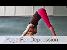 This really was very relaxing and helpfull. Yoga For Stress, Anxiety and Depression With Kat Tillinghast - YouTube