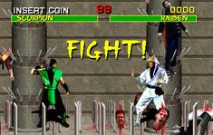 Image result for mortal kombat screenshot