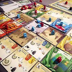 @Repost from @endgamesblog -  Fight flu with boardgames!!! #guildsoflondon #tmg #spiel16 #bgg #boardgamegeek #boardgames #endgames #endgamesblog #grypa #planszowki #nowości #surprisedstare @tastyminstrel #Repost