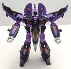 Transformers Collectors Club Exclusive Armada Skywarp Gallery
