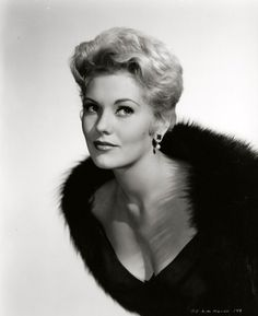 Kim Novak ne Marilyn Pauline Novak, Chicago IL, Feb. 13, 1933, age 83, Czech heritage.  Actress.  Married 1976 to present (2016) Veterinarian Richard Johnson and moved out of Hollywood. She began her career in 1954 after signing with Columbia Pictures.Although still young, her career declined in the early 1960s, and after several years in a series of lackluster films, she withdrew from acting in 1966. She has only sporadically returned since.