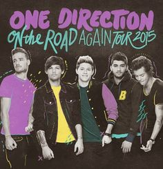 One Direction On The Road Again 2015 Concert Wallpapers | Wallpapersjunk.com | Cricket Wallpapers,celebrities images,latest hairtyle, 2015latest wallpapers