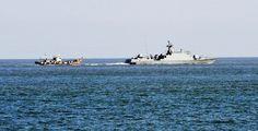 S Korea Navel Vessel Fires Warning Shots After N Korea Incursion