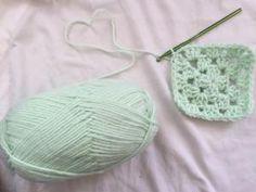 How to Crochet a Granny Square - Kathryn Vercillo