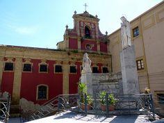 Caltanissetta - Monastero di Santa Croce #TuscanyAgriturismoGiratola #enna #sicilia #sicily