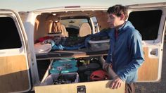 Have you ever wondered what it's like to live in a van? Where do you store things? How do you stay powered? What do you do when you need a b...