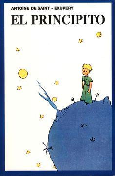 Spanish #107, Little Prince Collection, Le Petit Prince