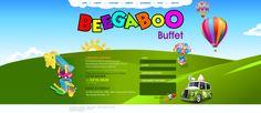 WebSite Buffet Infantil Beegaboo