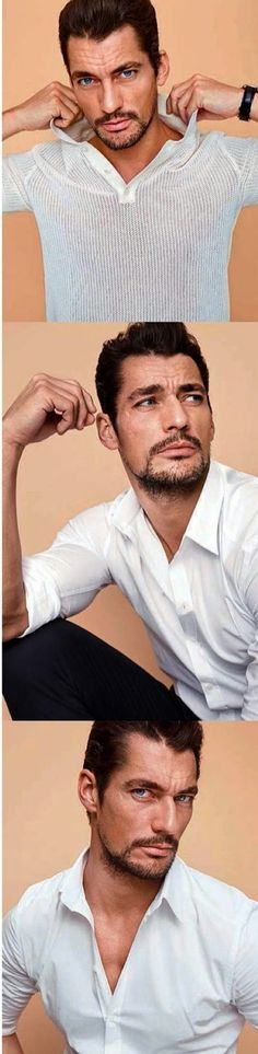 Smartologie: David Gandy for Gioia Magazine July 2014
